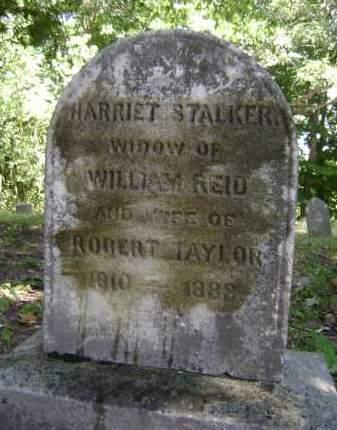 STALKER, HARRIET - Albany County, New York | HARRIET STALKER - New York Gravestone Photos