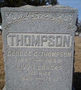 LOUCKS, LIVY I - Albany County, New York | LIVY I LOUCKS - New York Gravestone Photos