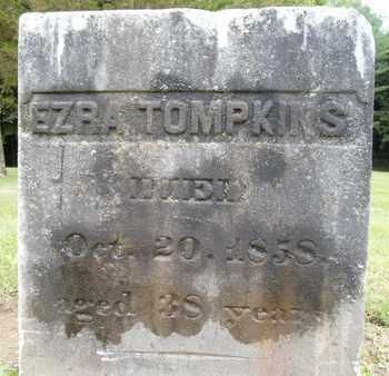 TOMPKINS, EZRA - Albany County, New York | EZRA TOMPKINS - New York Gravestone Photos