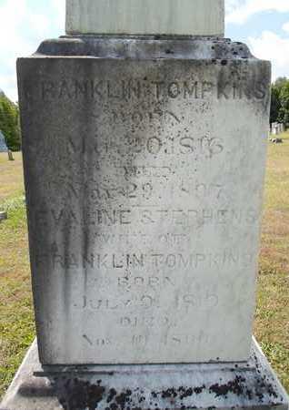 STEPHENS, EVALINE - Albany County, New York | EVALINE STEPHENS - New York Gravestone Photos