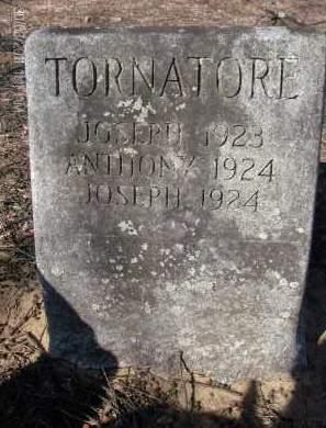 TORNATORE, ANTHONY - Albany County, New York | ANTHONY TORNATORE - New York Gravestone Photos