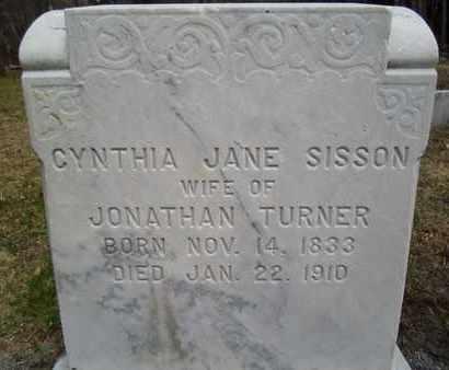 SISSON, CYNTHIA JANE - Albany County, New York   CYNTHIA JANE SISSON - New York Gravestone Photos