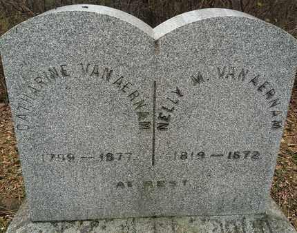 VAN AERNAM, CATHARINE - Albany County, New York | CATHARINE VAN AERNAM - New York Gravestone Photos