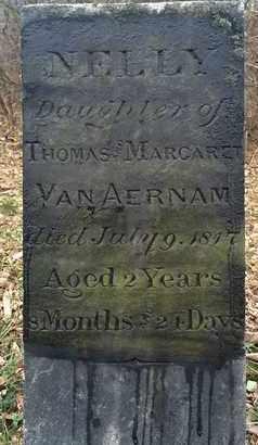 VAN AERNAM, NELLY - Albany County, New York   NELLY VAN AERNAM - New York Gravestone Photos