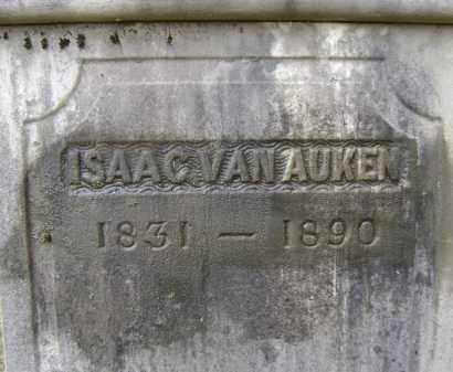 VAN AUKEN, ISAAC - Albany County, New York | ISAAC VAN AUKEN - New York Gravestone Photos