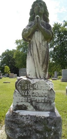 VAN DELOO, ELSIE MARIE - Albany County, New York | ELSIE MARIE VAN DELOO - New York Gravestone Photos