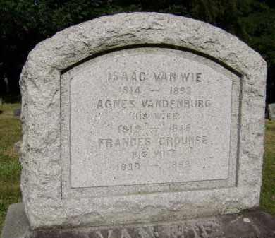 CROUNSE, FRANCES - Albany County, New York | FRANCES CROUNSE - New York Gravestone Photos