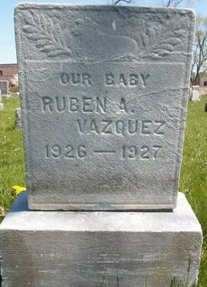 VAZQUEZ, RUBEN A - Albany County, New York | RUBEN A VAZQUEZ - New York Gravestone Photos