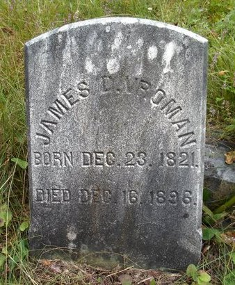 VROMAN, JAMES D - Albany County, New York | JAMES D VROMAN - New York Gravestone Photos