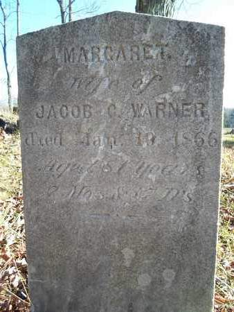 WARNER, MARGARET - Albany County, New York | MARGARET WARNER - New York Gravestone Photos