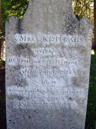 WILLIAMS, KETURAH - Albany County, New York   KETURAH WILLIAMS - New York Gravestone Photos
