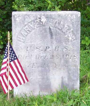 WILSON (SERV), HARVEY - Albany County, New York | HARVEY WILSON (SERV) - New York Gravestone Photos