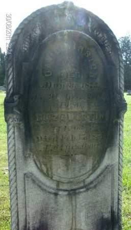 WINSTON, ELIZA - Albany County, New York | ELIZA WINSTON - New York Gravestone Photos