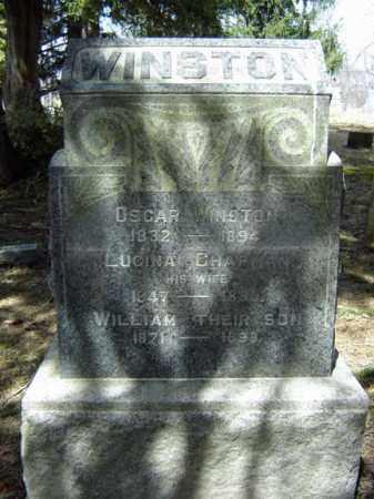 WINSTON, LUCINA - Albany County, New York | LUCINA WINSTON - New York Gravestone Photos