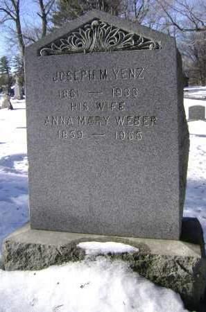 WEBER, ANNA MARY - Albany County, New York | ANNA MARY WEBER - New York Gravestone Photos