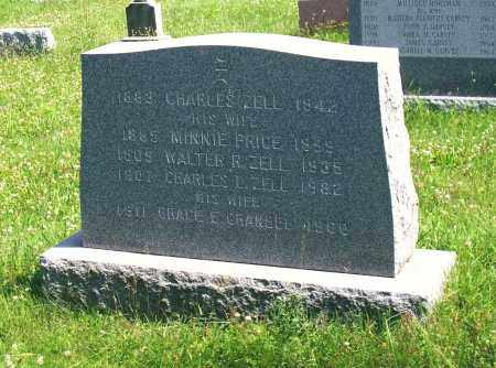 ZELL, MINNIE - Albany County, New York | MINNIE ZELL - New York Gravestone Photos