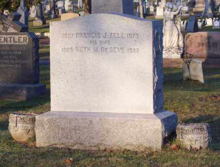DESEVE, RUTH M. - Albany County, New York | RUTH M. DESEVE - New York Gravestone Photos