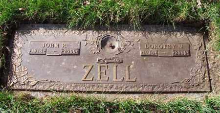 KOERNER ZELL, DOROTHY M. - Albany County, New York | DOROTHY M. KOERNER ZELL - New York Gravestone Photos