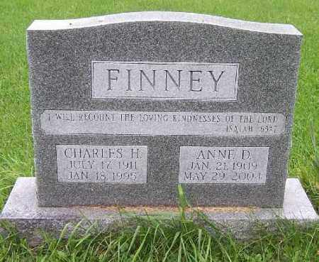 FINNEY, CHARLES H. - Allegany County, New York | CHARLES H. FINNEY - New York Gravestone Photos