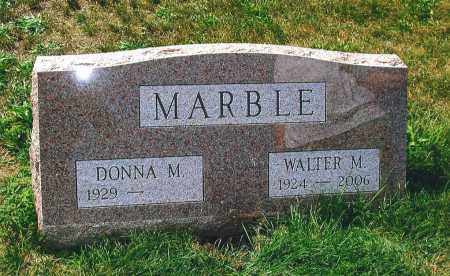 MARBLE, WALTER MILES - Broome County, New York | WALTER MILES MARBLE - New York Gravestone Photos