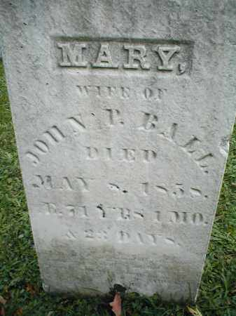 MARSEILLES, MARY - Cattaraugus County, New York | MARY MARSEILLES - New York Gravestone Photos