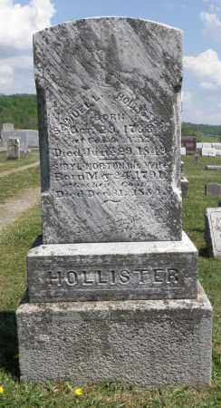 HOLLISTER, SAMUEL - Cattaraugus County, New York | SAMUEL HOLLISTER - New York Gravestone Photos