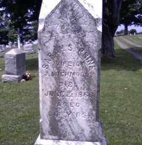 PRINE AUCHMOODY, SARAH S. - Cayuga County, New York | SARAH S. PRINE AUCHMOODY - New York Gravestone Photos