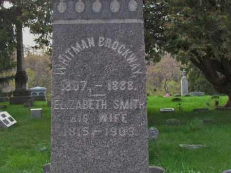 SMITH BROCKWAY, EIZABETH - Cayuga County, New York | EIZABETH SMITH BROCKWAY - New York Gravestone Photos