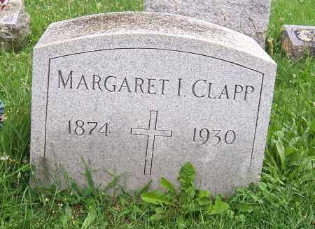 HOLMES CLAPP, MARGARET - Cayuga County, New York   MARGARET HOLMES CLAPP - New York Gravestone Photos