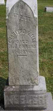 KEELER, CHARLES D - Cayuga County, New York | CHARLES D KEELER - New York Gravestone Photos
