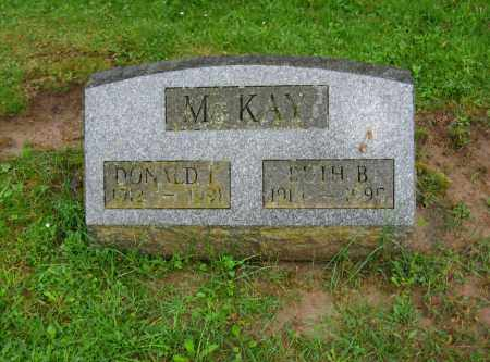 MCKAY, RUTH B. - Cayuga County, New York | RUTH B. MCKAY - New York Gravestone Photos