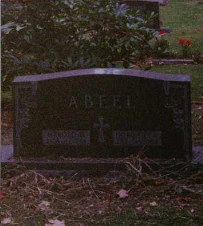 ABEEL, HAROLD - Chautauqua County, New York | HAROLD ABEEL - New York Gravestone Photos