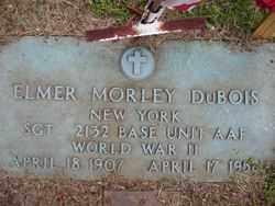 DUBOIS, ELMER MORLEY - Chautauqua County, New York   ELMER MORLEY DUBOIS - New York Gravestone Photos