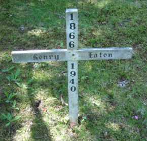 EATON, HENRY - Chautauqua County, New York   HENRY EATON - New York Gravestone Photos