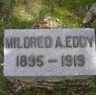 EDDY, MILDRED A. - Chautauqua County, New York   MILDRED A. EDDY - New York Gravestone Photos