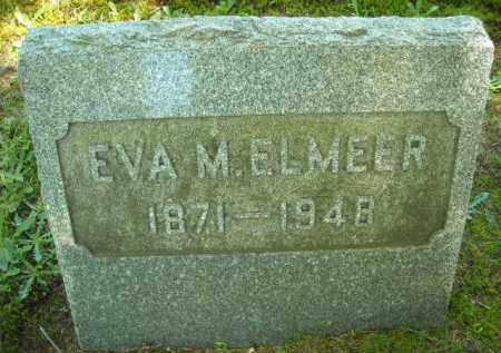 ELMEER, EVA M. - Chautauqua County, New York | EVA M. ELMEER - New York Gravestone Photos