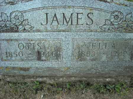 JAMES, OTIS - Chautauqua County, New York | OTIS JAMES - New York Gravestone Photos