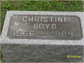 JACOBSON, CHRISTINE - Chautauqua County, New York | CHRISTINE JACOBSON - New York Gravestone Photos