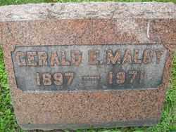 MALOY, GERALD ELMER - Chautauqua County, New York   GERALD ELMER MALOY - New York Gravestone Photos