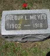MEYER, WILBUR L. - Chautauqua County, New York | WILBUR L. MEYER - New York Gravestone Photos