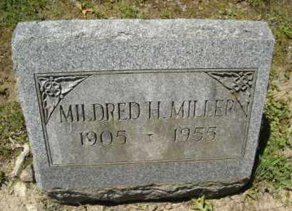 HOLMBERG MILLER, MILDRED - Chautauqua County, New York | MILDRED HOLMBERG MILLER - New York Gravestone Photos