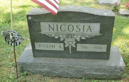 NICOSIA, JOSEPH - Chautauqua County, New York   JOSEPH NICOSIA - New York Gravestone Photos