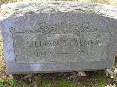 PALMER, LILLIAN - Chautauqua County, New York | LILLIAN PALMER - New York Gravestone Photos
