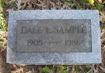 SAMPLE, DALE - Chautauqua County, New York | DALE SAMPLE - New York Gravestone Photos