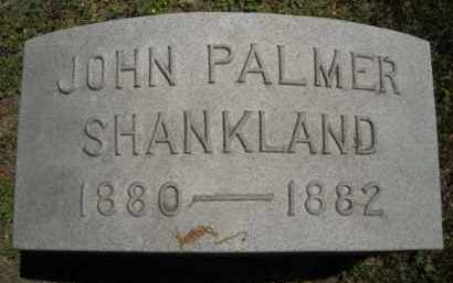SHANKLAND, JOHN - Chautauqua County, New York   JOHN SHANKLAND - New York Gravestone Photos
