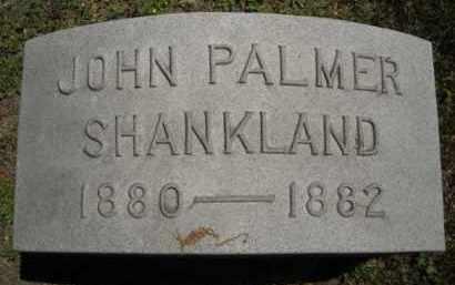 SHANKLAND, JOHN - Chautauqua County, New York | JOHN SHANKLAND - New York Gravestone Photos
