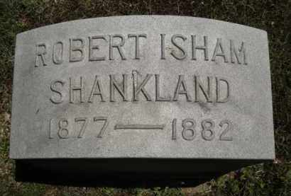 SHANKLAND, ROBERT ISHAM - Chautauqua County, New York | ROBERT ISHAM SHANKLAND - New York Gravestone Photos