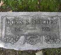 SHELTERS, DORIS S. - Chautauqua County, New York | DORIS S. SHELTERS - New York Gravestone Photos