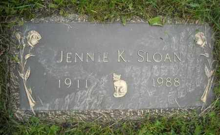 MEYER, JENNIE K - Chautauqua County, New York | JENNIE K MEYER - New York Gravestone Photos