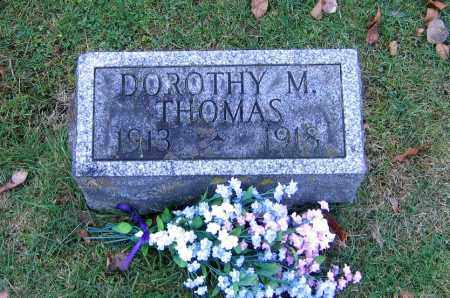 THOMAS, DORTHY - Chautauqua County, New York | DORTHY THOMAS - New York Gravestone Photos